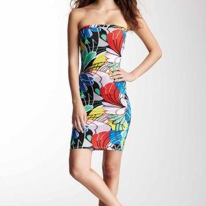 😍 3/$30 American Twist strapless dress